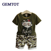 BOTEZAI Cotton Minion Clothing Sets Unisex Sport suit 3pcs