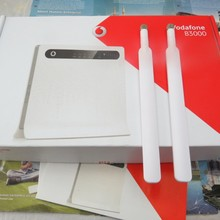 Vodafone b3000 150 100mbps 4g lte cat4 lte cpe router wifi mismo que huawei b593s-22 fdd800/900/1800/2100/2600 mhz tdd2600mhz