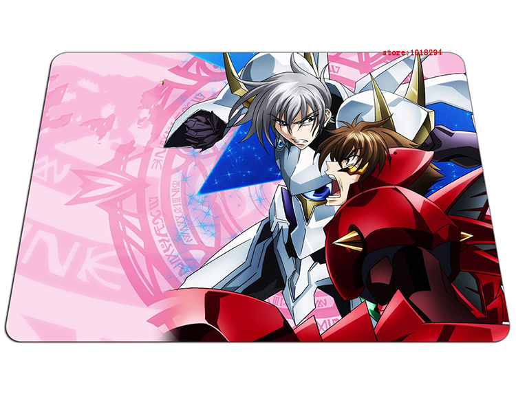 high school dxd mouse pad Popular gaming mousepad Mass pattern gamer mouse mat pad game computer desk padmouse keyboard play mat