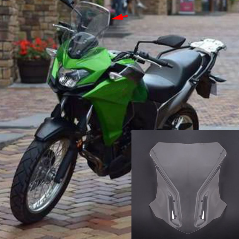 For BMW G310GS G 310 GS 17 18 Motorcycle Windshield Wind Screen Headlight Cover