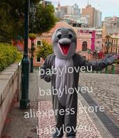 ערכת פנסי תלבושות אנימה שמח דולפין קמע תלבושות custom מפואר נושא dress mascotte קרנבל תלבושות
