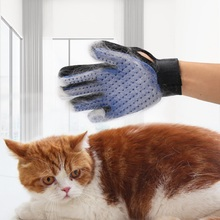 Glove For Cats Pet Deshedding Brush for Animal Dog Hair Cat Grooming