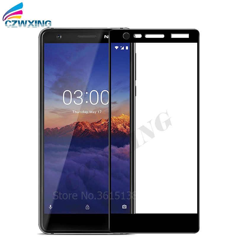 Протектор экрана для Nokia 3 1 закаленное стекло 2018 TA 1049 1057 1063 1070 1074 защитная пленка