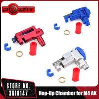 Element M4 AK High Precision Hop Up Chamber CNC Machining Aluminum AEG Airsoft Series