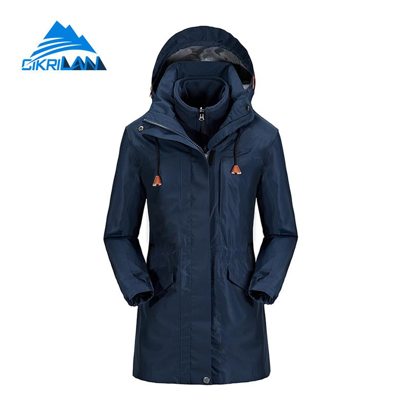 Outdoorjacke damen winter