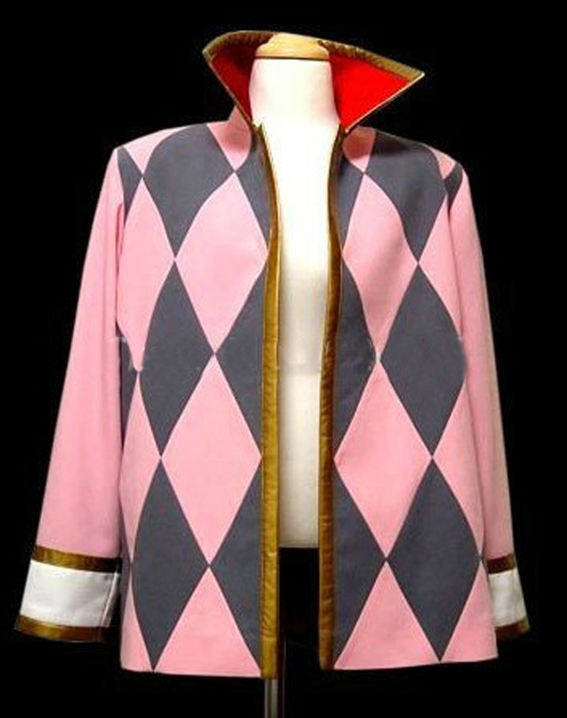 Howl's Moving Castle Howl Coat Jacket Cosplay Costume anysize