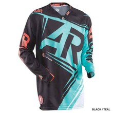 Wholesale MOTO motorcycle race long sleeve youth shirt moto dh mx motocross jerseys Bicycle  Wear Quick-Dry Clothing