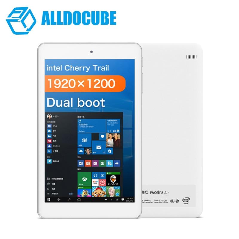 Cube 8/'/' Iwork8  Intel Windows 10 Tablet PC Cherry Trail Z8300 2G+32G  Tablet PC