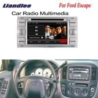 Автомобильный Android навигатор навигация для Ford Escape 2000 ~ 2008 Радио ТВ DVD плеер Аудио Видео стерео мультимедийная система