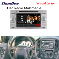 Car Android GPS Navigation For Ford Escape 2000~2008 Radio TV DVD Player Audio Video Stereo Multimedia System
