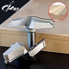 1 шт. 1/2* SHK классический Плунжер фрезерный станок для деревообработки инструмент 12,7 мм хвостовик