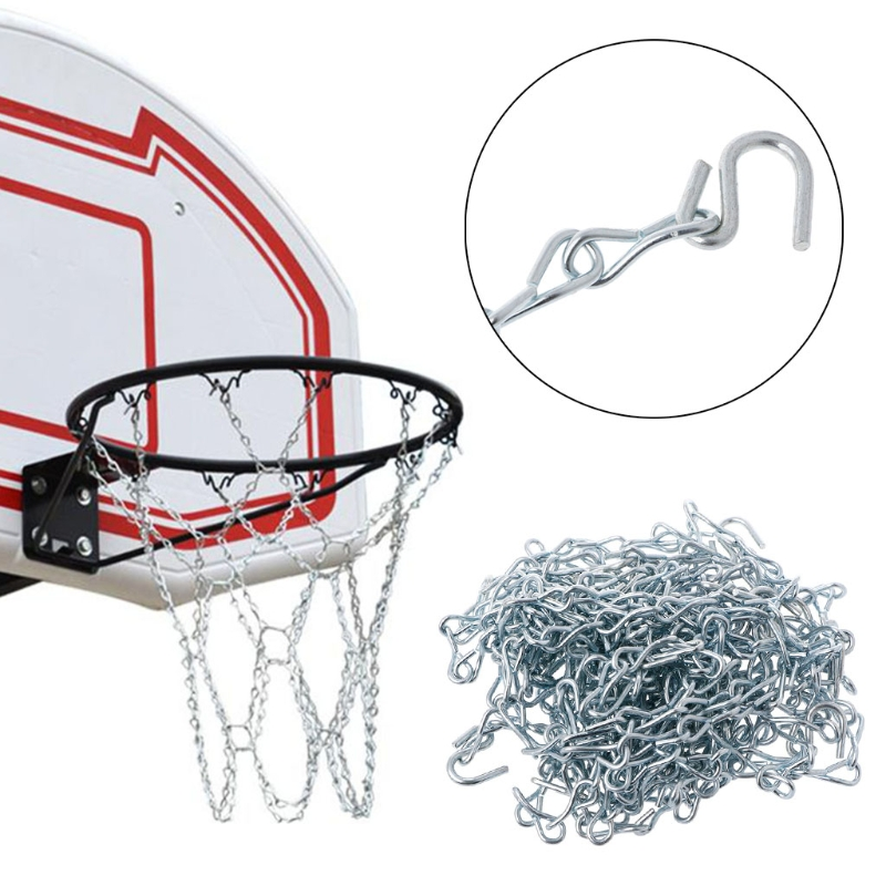 Quality Zinc Alloy Basketball Net Heavy Duty All Weather Hoop Cover Hot Sale