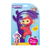 WowWee Fingerlings Interactive Baby Monkeys Smart Toy Finger Lings Smart Induction Cute Toy For 3 4