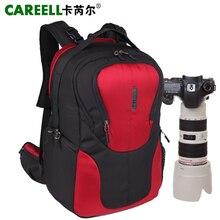 CAREELL large capacity slr digital camera bag professional after anti-theft outdoor bags backpack 3018 стоимость