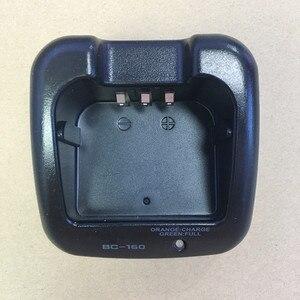Image 2 - Базовое зарядное устройство BC160 Для ICOM, только настольное зарядное устройство для ICOM, F4011, F4016, F3160, F3013, F4013, F16, F26, F4230D, для аккумуляторов BP232N, BP230, Lion