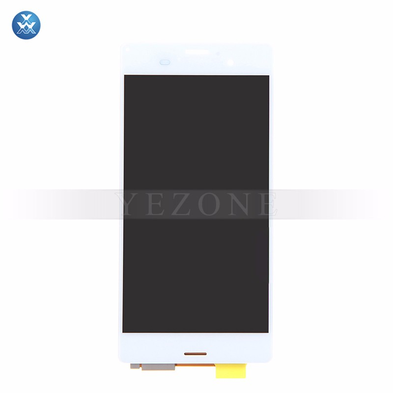 Sony Xperia Z3 LCD & Digitizer Assembly - White (2)