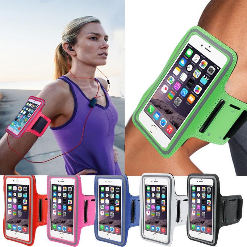iPhone Gym Running Jogging Armband Sports Exercise Arm Band Holder Strap