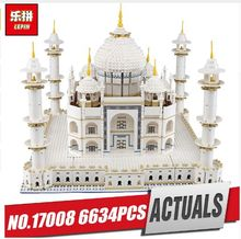 LEPIN 17008 The taj mahal Model Building Blocks Bricks Compatible With 10189 Toy as Children birthday Gift