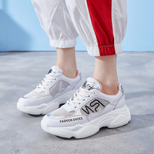 Leader Show Woman Athletic Shoes Light Solf Breathable Brand Women Sneakers Spri