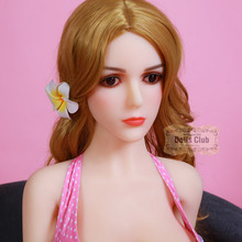 140cm Top quality silicone TPE sex doll, lifelike real silicone doll, full size adult love doll with real vagina pussy anal oral
