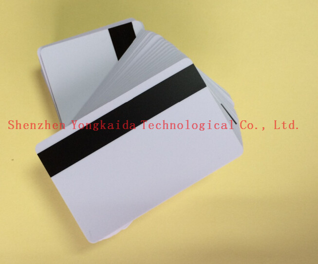 все цены на 200PCS/LOT Hi-Co Magnetic Stripe PVC Inkjet Printed Card for Epson inkjet Printer онлайн