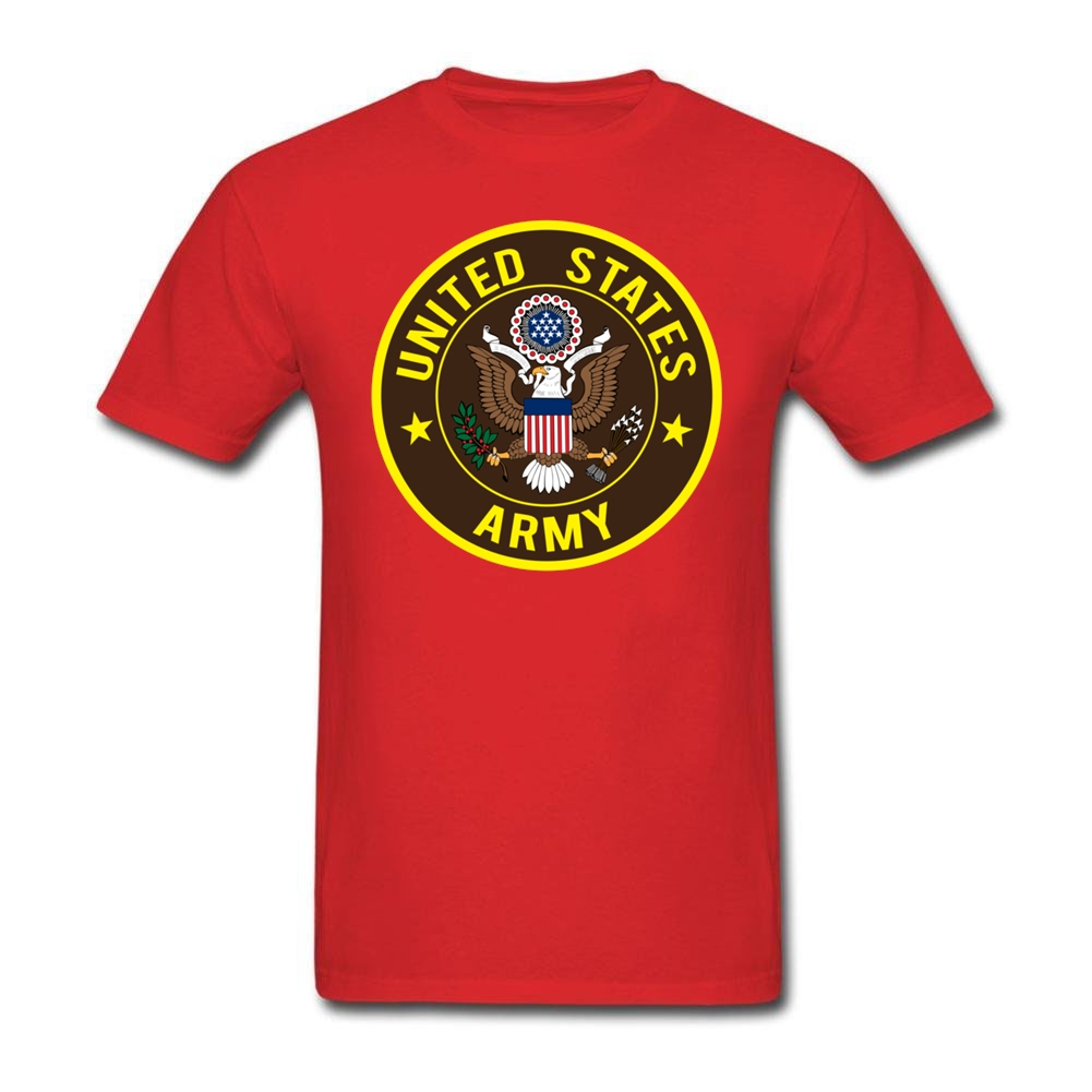 Online get cheap army united states for Custom military unit t shirts