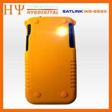 10pcs/lot Original Satlink WS-6933 Satellite Finder DVB-S2 FTA C KU Band Satlink Digital Satellite Meter WS6933 hot sell