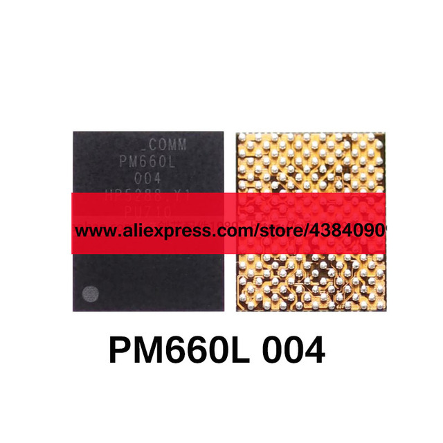 5pieces/lot PM660L 004 Power IC Chip PMIC