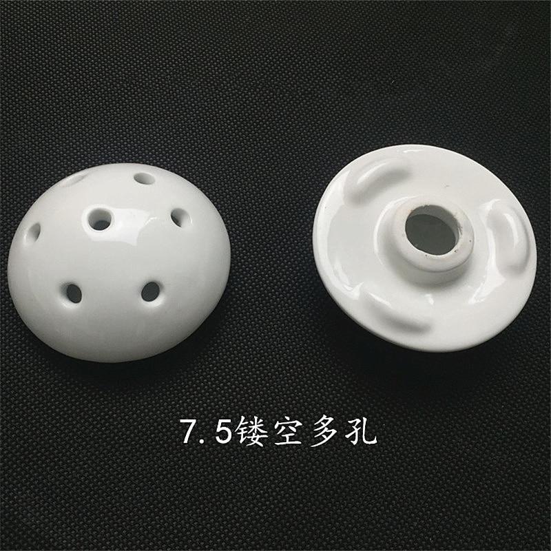 Писсуар фильтр флушер Грибная головка керамическая крышка, стоящий Писсуар Дезодорант керамическая крышка, унитаз-писуар аксессуары, J18055 - Цвет: ceramic cover N