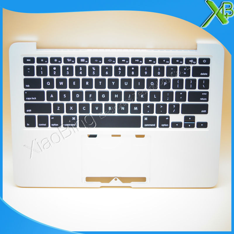 New TopCase with US Keyboard for MacBook Pro Retina 13.3
