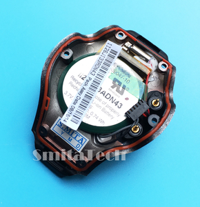 Image 3 - for Garmin Forerunner 610 GPS sport Watch back cover case with Li ion Battery with metal Button
