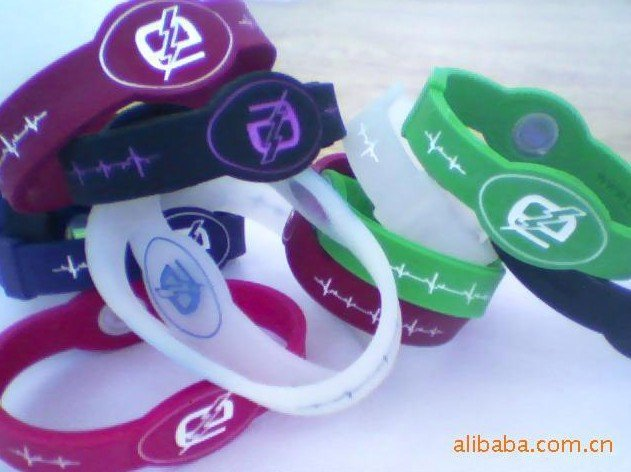 Wholesale Energy balance bracelet/different styles/healthy silicone bracelet 200pcs/lot free shipping by DHL