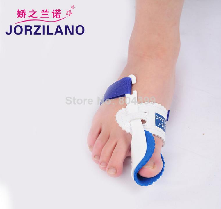 Retail packaging Profoot Goodnight Bunion Toe Positioners As Seen On TV Bunion Regulator Toe correction device retail