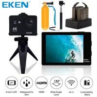 Original EKEN W9s 4K Full HD Wifi Waterproof Sports Camera With 4K 10fps 1080P 30fps Video