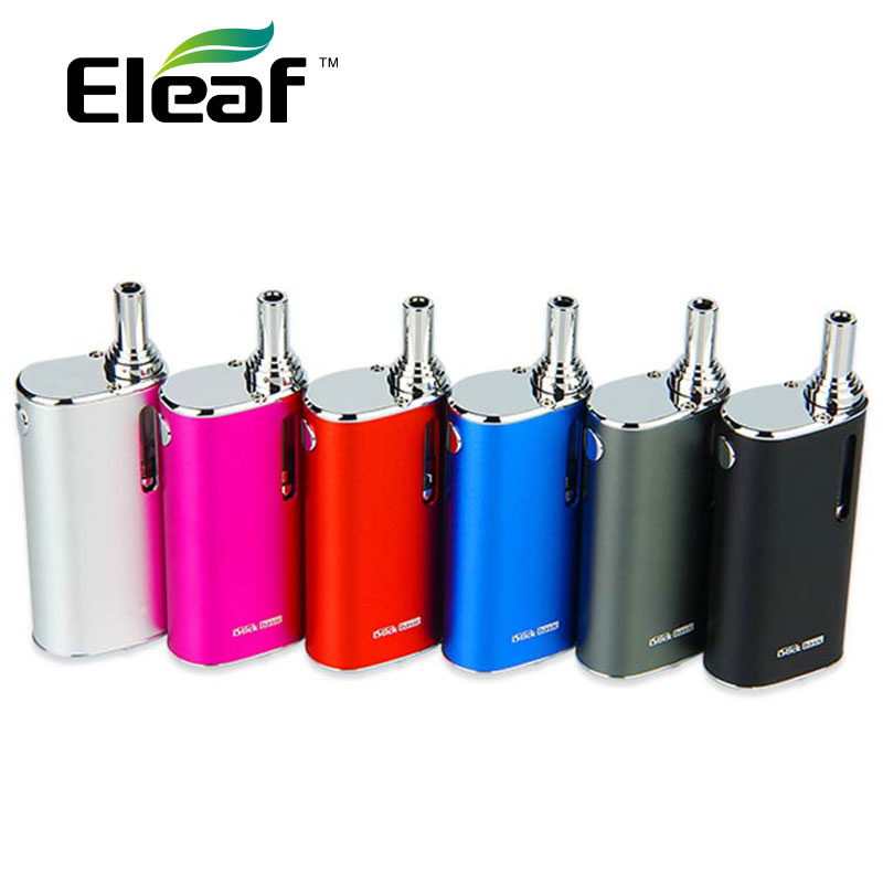 100% original eleaf istick Kit Básico 2300 mAh batería y gs-air 2 atomizador 2 ml vs sólo eleaf istick Basic batería mod e-cigarrillos