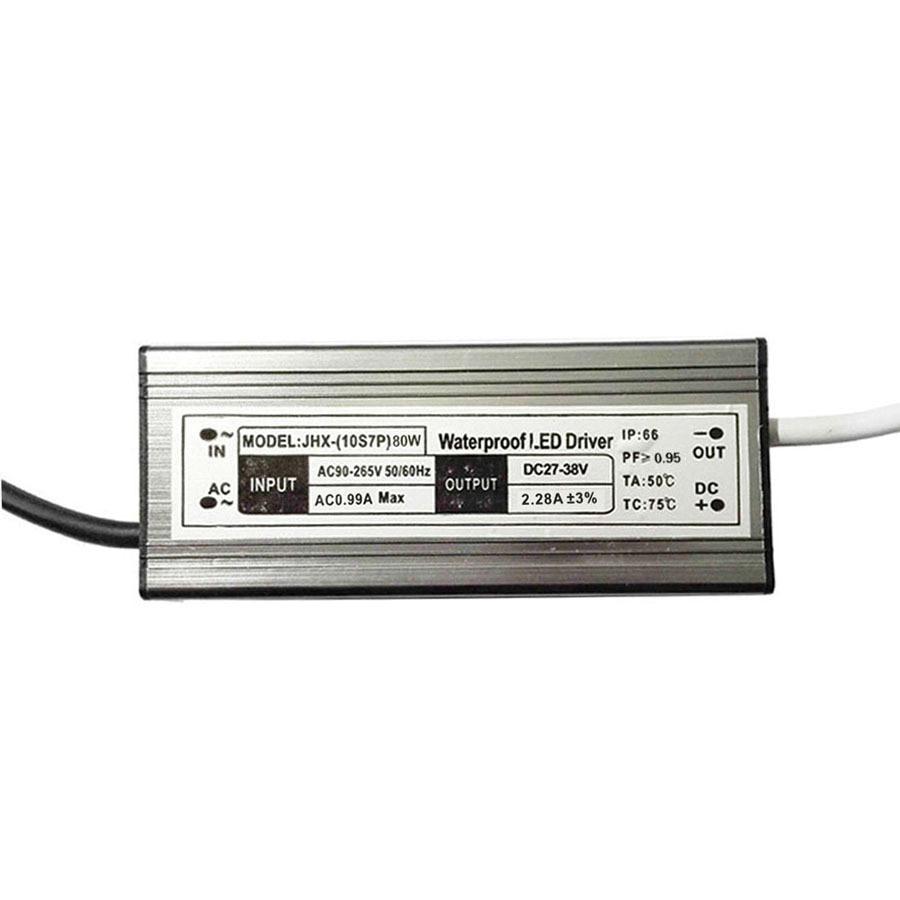 LED vozač s napajanjem za napajanje od 10W 20W 30W 50W 70W 80W 100W - Različiti rasvjetni pribor - Foto 5