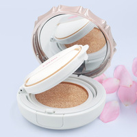 Hot selling water light snail air cushion BB Cream CC cream foundation nude free shipping