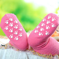 Newborn 0-1-2 Years Baby Socks Girl Boy Non Slip Meias Infantil Children Sock Kids Short Socks for unisex baby cotton child sox