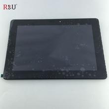 """10.1 """"LCD Ekran Paneli + Dokunmatik Ekran Digitizer Meclisi + çerçeve ASUS MeMO Pad FHD 10 ME302KL K005 5425N için yedek FPC-1"""