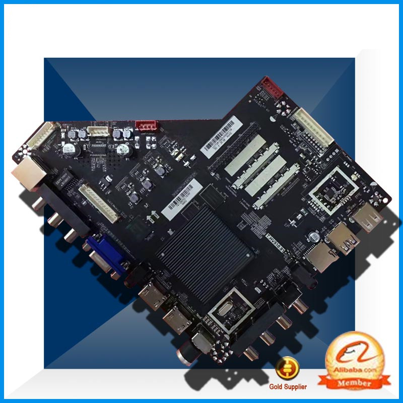T.HV510.81 Instead Of T.MS628.81 Andrews Smart TV Motherboard Network TV Driver Board
