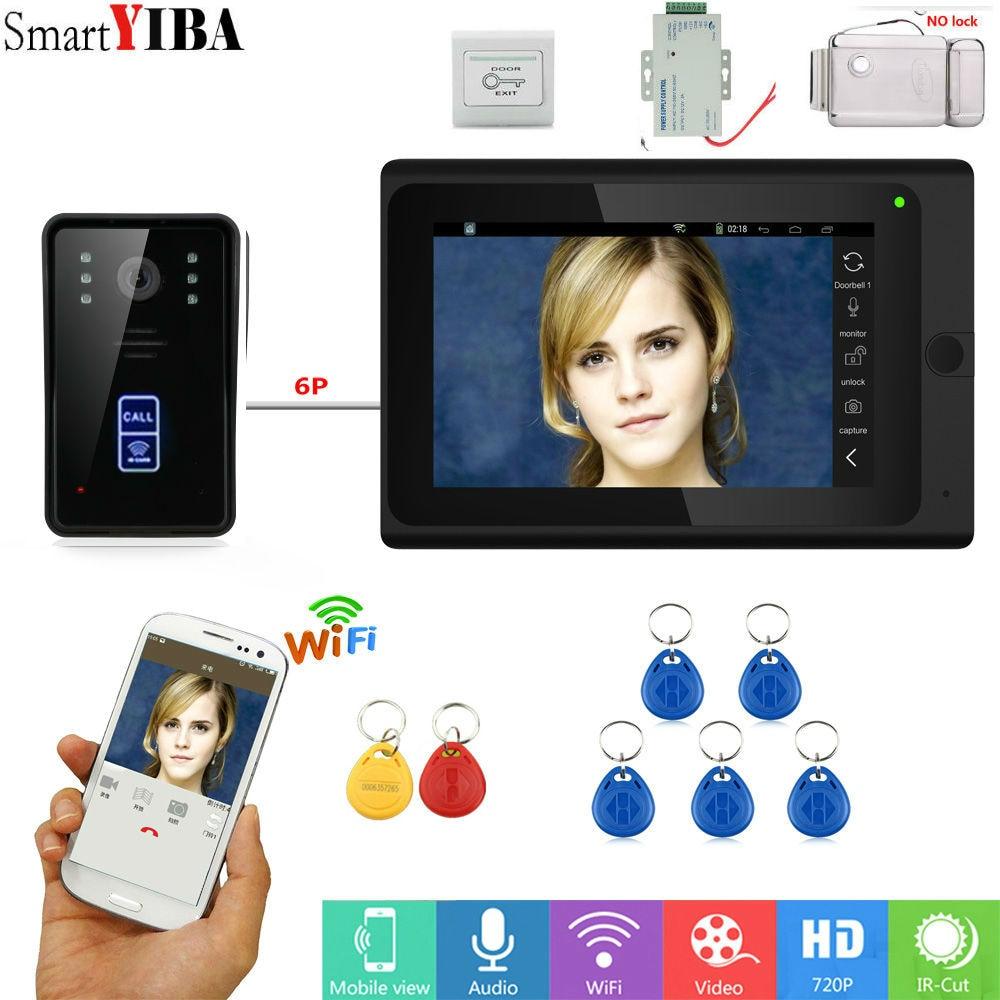 SmartYIBA APP control 7
