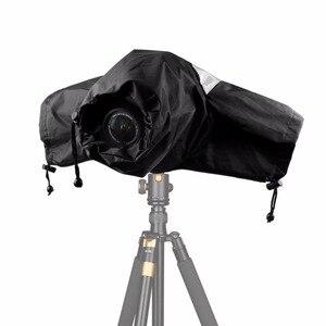 Image 1 - מקצועי עמיד למים מצלמה גשם כיסוי מגן עבור Canon Nikon Sony Pentax הדיגיטלי SLR מצלמות, נהדר עבור גשם לכלוך חול