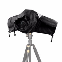 Professional Waterproof Camera Rain Cover Protector for Canon Nikon Sony Pentax Digital SLR Cameras, Great for Rain Dirt Sand