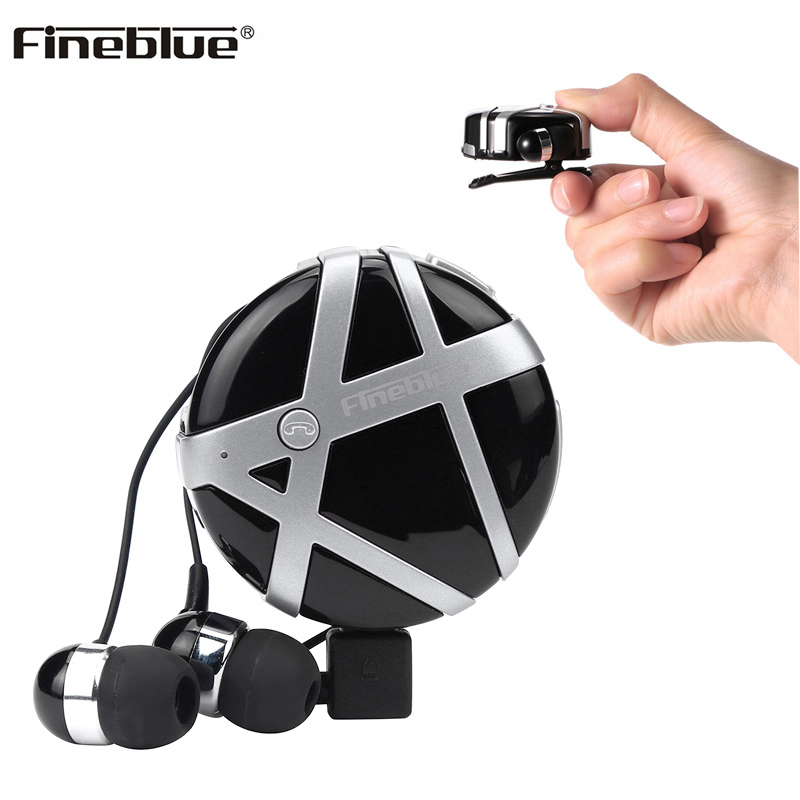 Fineblue FD-55 Auricular Bluetooth Inalámbrico auriculares Vibración Anti perdid