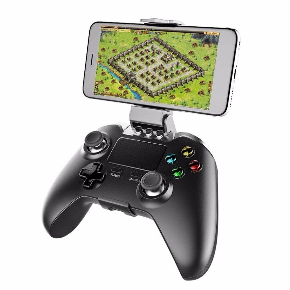 IPega contrôleur sans fil avec tablette tactile manette sans fil manette pour téléphone portable tablette PC pour iOS Android TV Box PG-9069