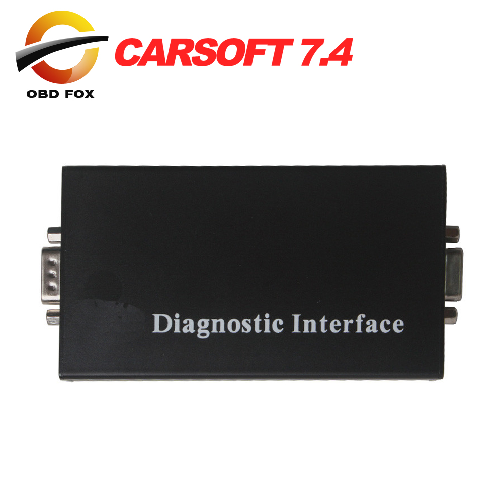 Цена за 2017 Новый Высокое Качество MB Carsoft 7.4 Мультиплексор MCU Контролируемый Интерфейс Для Carsoft 7.4 на складе