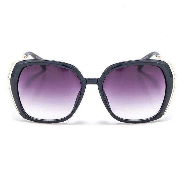 Lunettes de soleil violettes Vintage femme m5EFWE9