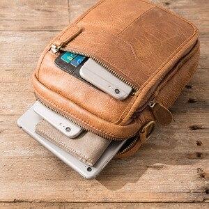 Image 4 - AETOOขายแฟชั่นคลาสสิกที่มีชื่อเสียงยี่ห้อผู้ชายกระเป๋าเอกสารของแท้หนังกระเป๋าCasual Manกระเป๋า