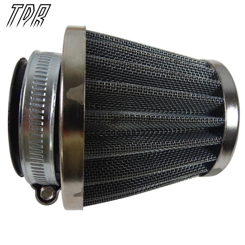 TDR Brand Design Fenders Cold Air Filter Intake for Xj700 Xj750 Xj900 Atv Pit Bike 35mm HHY image