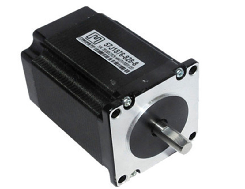Nema 23 2phase 1.3N.m 184ozf.in stepper Motor 57mm frame 6.35mm shaft 57J1876-828 JMC nema 23 3phase 1 5n m 212ozf in 5 8a stepper motor 57mm frame 8mm shaft 57j1276 658 jmc